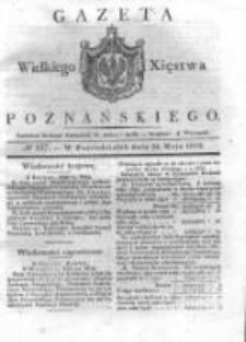 Gazeta Wielkiego Xięstwa Poznańskiego 1832.05.21 Nr117