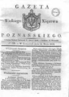 Gazeta Wielkiego Xięstwa Poznańskiego 1832.05.24 Nr120