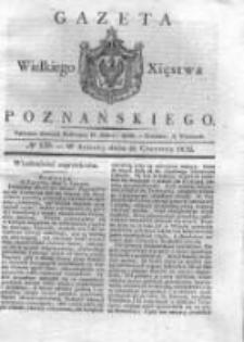 Gazeta Wielkiego Xięstwa Poznańskiego 1832.06.16 Nr138