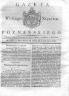 Gazeta Wielkiego Xięstwa Poznańskiego 1832.06.19 Nr140