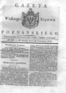 Gazeta Wielkiego Xięstwa Poznańskiego 1832.06.20 Nr141