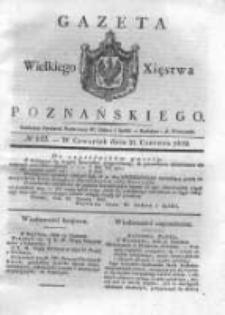 Gazeta Wielkiego Xięstwa Poznańskiego 1832.06.21 Nr142