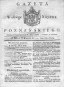Gazeta Wielkiego Xięstwa Poznańskiego 1832.06.01 Nr126