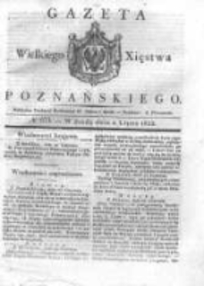 Gazeta Wielkiego Xięstwa Poznańskiego 1832.07.04 Nr153