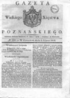 Gazeta Wielkiego Xięstwa Poznańskiego 1832.07.05 Nr154