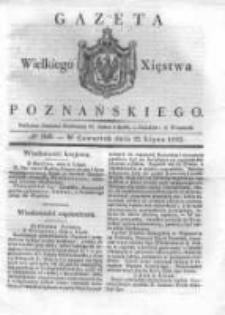 Gazeta Wielkiego Xięstwa Poznańskiego 1832.07.12 Nr160