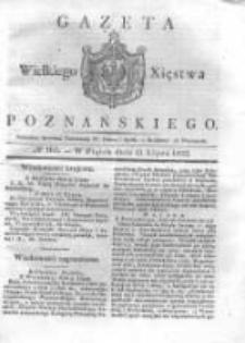 Gazeta Wielkiego Xięstwa Poznańskiego 1832.07.13 Nr161