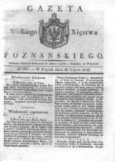 Gazeta Wielkiego Xięstwa Poznańskiego 1832.07.20 Nr167