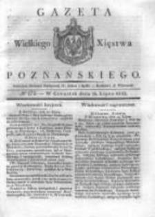 Gazeta Wielkiego Xięstwa Poznańskiego 1832.07.26 Nr172