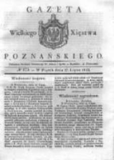 Gazeta Wielkiego Xięstwa Poznańskiego 1832.07.27 Nr173