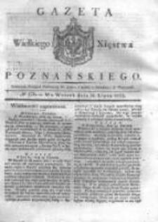 Gazeta Wielkiego Xięstwa Poznańskiego 1832.07.31 Nr176