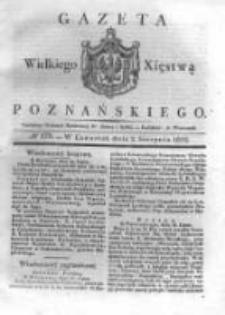 Gazeta Wielkiego Xięstwa Poznańskiego 1832.08.02 Nr178