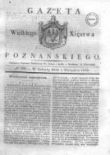 Gazeta Wielkiego Xięstwa Poznańskiego 1832.08.04 Nr180
