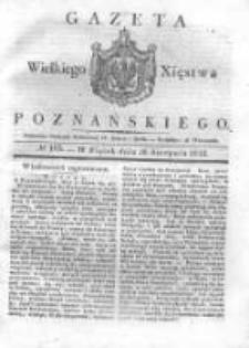 Gazeta Wielkiego Xięstwa Poznańskiego 1832.08.10 Nr185