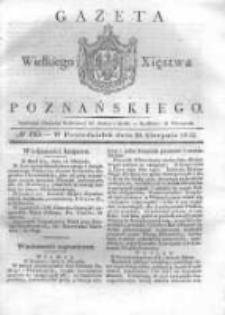 Gazeta Wielkiego Xięstwa Poznańskiego 1832.08.20 nr193