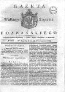 Gazeta Wielkiego Xięstwa Poznańskiego 1832.08.22 Nr195