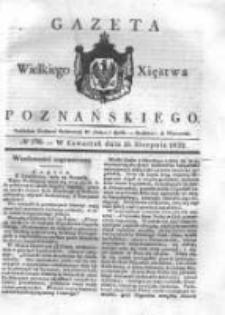 Gazeta Wielkiego Xięstwa Poznańskiego 1832.08.23 Nr196