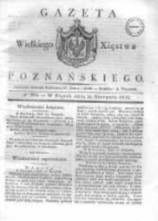 Gazeta Wielkiego Xięstwa Poznańskiego 1832.08.31 Nr203