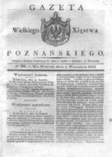 Gazeta Wielkiego Xięstwa Poznańskiego 1832.09.04 Nr206