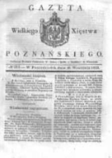 Gazeta Wielkiego Xięstwa Poznańskiego 1832.09.10 Nr211