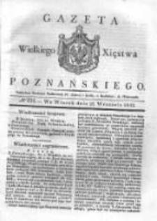 Gazeta Wielkiego Xięstwa Poznańskiego 1832.09.25 Nr224