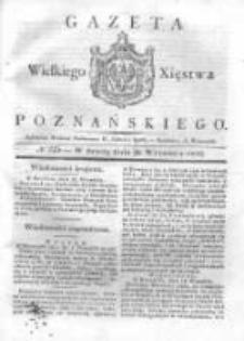 Gazeta Wielkiego Xięstwa Poznańskiego 1832.09.26 Nr225