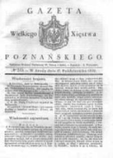 Gazeta Wielkiego Xięstwa Poznańskiego 1832.10.17 Nr243
