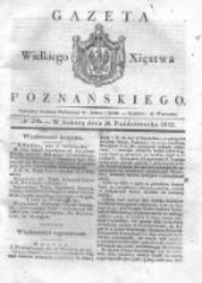 Gazeta Wielkiego Xięstwa Poznańskiego 1832.10.20 Nr246