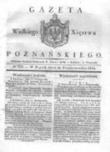 Gazeta Wielkiego Xięstwa Poznańskiego 1832.10.26 Nr251