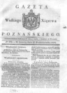 Gazeta Wielkiego Xięstwa Poznańskiego 1832.10.27 Nr252