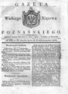 Gazeta Wielkiego Xięstwa Poznańskiego 1832.10.31 Nr255