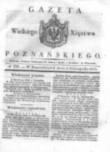 Gazeta Wielkiego Xięstwa Poznańskiego 1832.11.05 Nr259