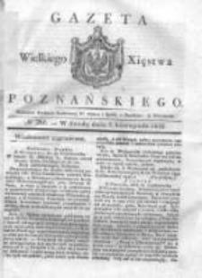 Gazeta Wielkiego Xięstwa Poznańskiego 1832.11.07 Nr261