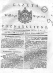Gazeta Wielkiego Xięstwa Poznańskiego 1832.11.08 Nr262