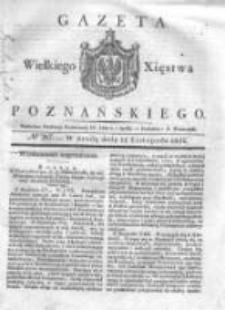 Gazeta Wielkiego Xięstwa Poznańskiego 1832.11.14 Nr267