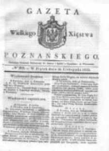 Gazeta Wielkiego Xięstwa Poznańskiego 1832.11.16 Nr269