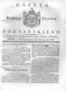 Gazeta Wielkiego Xięstwa Poznańskiego 1832.11.30 Nr281