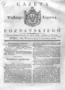 Gazeta Wielkiego Xięstwa Poznańskiego 1832.12.04 Nr284