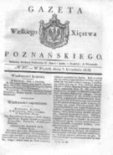 Gazeta Wielkiego Xięstwa Poznańskiego 1832.12.07 Nr287