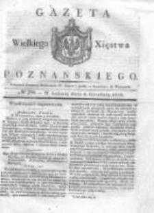 Gazeta Wielkiego Xięstwa Poznańskiego 1832.12.08 Nr288
