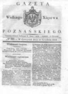 Gazeta Wielkiego Xięstwa Poznańskiego 1832.12.13 Nr292