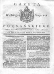 Gazeta Wielkiego Xięstwa Poznańskiego 1832.12.14 Nr293