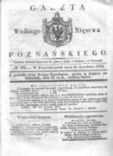 Gazeta Wielkiego Xięstwa Poznańskiego 1832.12.24 Nr301