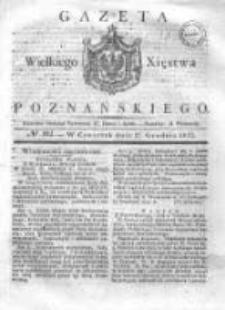 Gazeta Wielkiego Xięstwa Poznańskiego 1832.12.27 Nr302