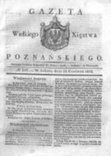 Gazeta Wielkiego Xięstwa Poznańskiego 1832.06.23 Nr144