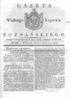 Gazeta Wielkiego Xięstwa Poznańskiego 1833.06.05 Nr128