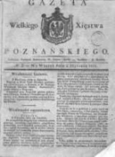Gazeta Wielkiego Xięstwa Poznańskiego 1831.01.04 Nr2