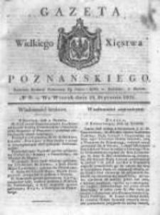 Gazeta Wielkiego Xięstwa Poznańskiego 1831.01.11 Nr8