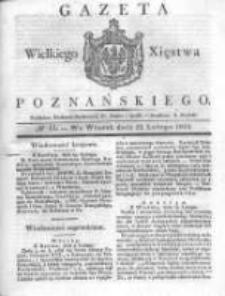 Gazeta Wielkiego Xięstwa Poznańskiego 1831.02.22 Nr44