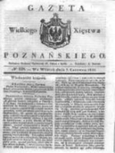 Gazeta Wielkiego Xięstwa Poznańskiego 1831.06.07 Nr128